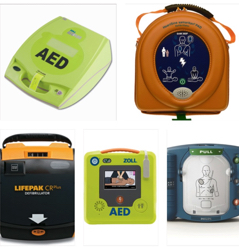 AEDs-Automated External Defibrillators