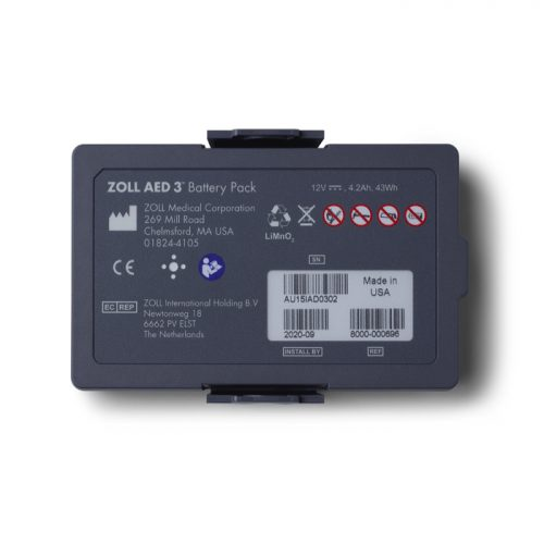 ZOLL AED 3-Battery-1