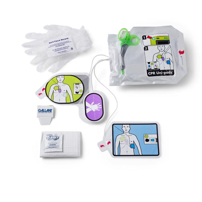 CPR Uni Padz AED3-2