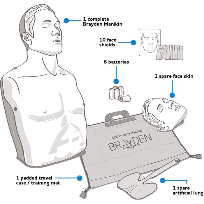 Brayden diagram