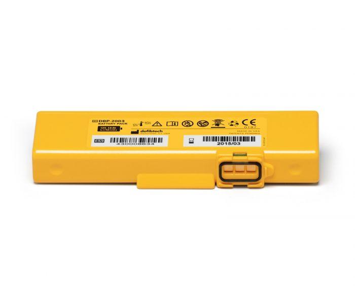 Defibtech - View Battery