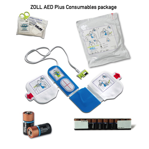 AED Plus Consumables Pack