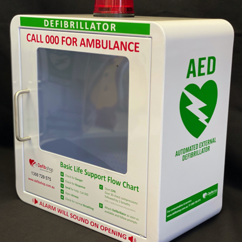AED Cabinet - Defibshop
