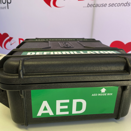 AED Hard Carry Case
