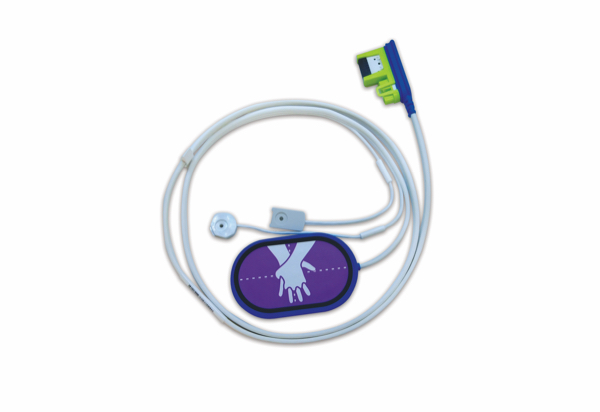 AED 3 Trainer - Electrodes Harness
